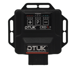 DTUK® CRD-T+® Dual Channel Fuel and Boost System