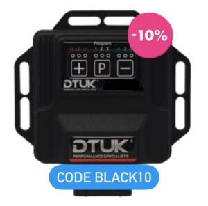 DTUK® CRD3+ TRI- CHANNEL ULTIMATE CONTROL TUNING SYSTEM
